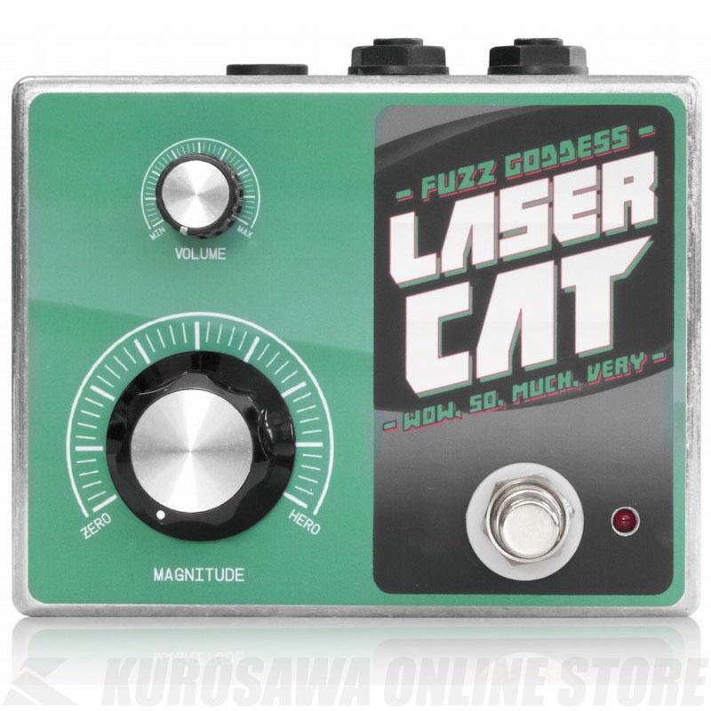 Fuzz Goddess LASER CAT 《エフェクター/ファズ》【送料無料】【お取り寄せ】
