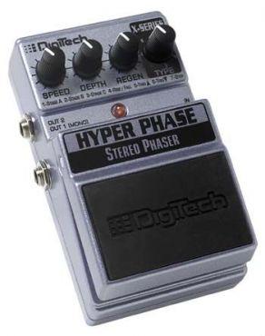Digitech HYPER PHASE -- Stereo Phaser