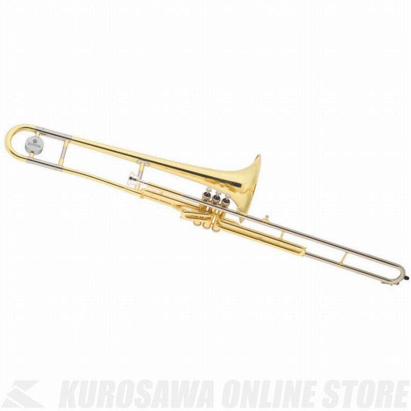 Jupiter B♭ Valve Trombone JTB700V (イエローブラスベル/クリアラッカー仕上げ)《B♭バルブトロンボーン》 【送料無料】