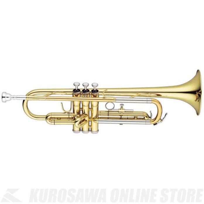 Jupiter Trumpet Standard Series JTR500 (クリアラッカー仕上)《トランペット》 【送料無料】