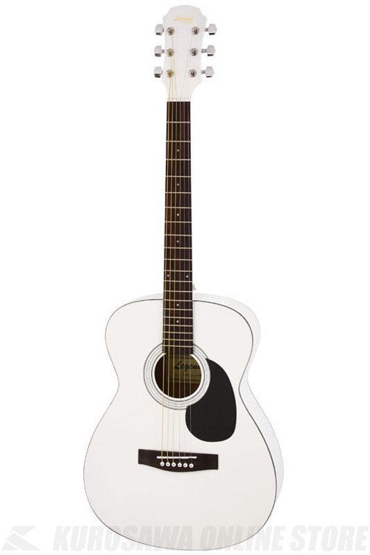 アコースティックギター 《レジェンド》 ショッピング Legend FG-15 WH 初心者向け White 祝開店大放出セール開催中 《アコースティックギター》 ソフトケース付属