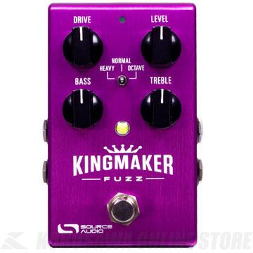 Source Audio One Series Kingmaker Fuzz 《エフェクター/ファズ》【送料無料】