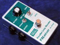 Trial PALmixer / Buffer / Level booster/ LOOP MIXER (Green)《エフェクター/バッファー/ブースター/ミキサー》【送料無料】