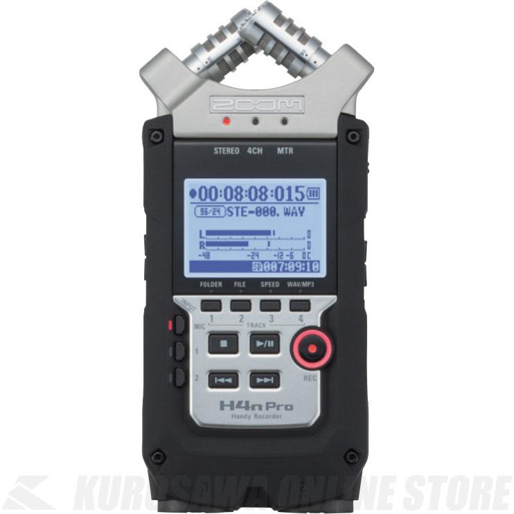 ZOOM Handy Recorder H4n Pro 《ハンディレコーダー》【送料無料】