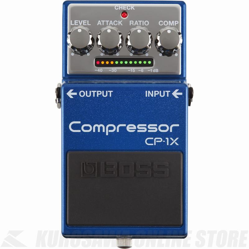 BOSS CP-1X Compressor《エフェクター/コンプレッサー》【ご予約受付中】【送料無料】