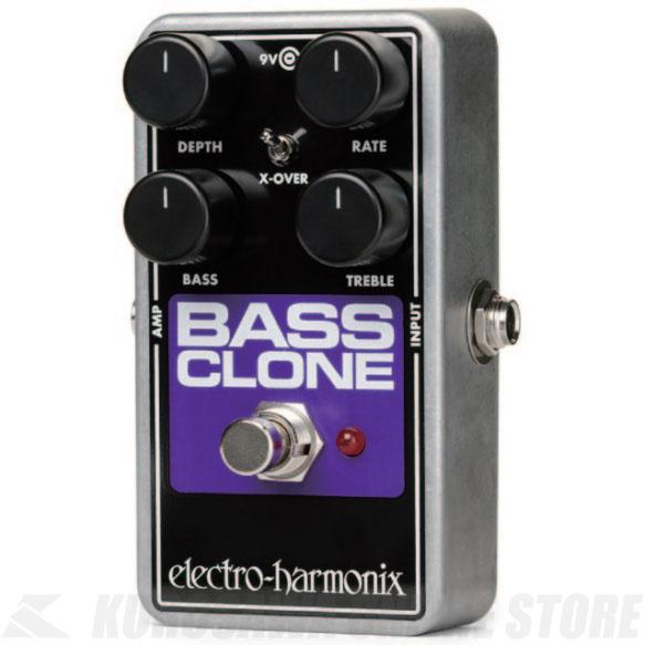 直送商品 Electro-Harmonix Electro-Harmonix Bass Clone Clone Chorus Bass Chorus 《エフェクター/ベース用コーラス》【送料無料】, 猫ときんとき:04d2e3ae --- clftranspo.dominiotemporario.com