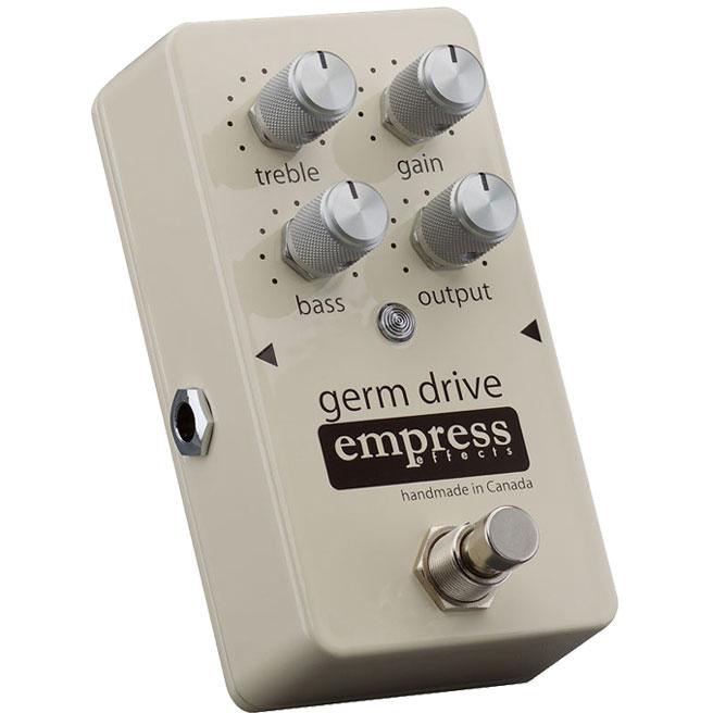Empress Effects Germ Drive Germanium Overdrive Pedal 《エフェクター/オーバードライブ》【送料無料】