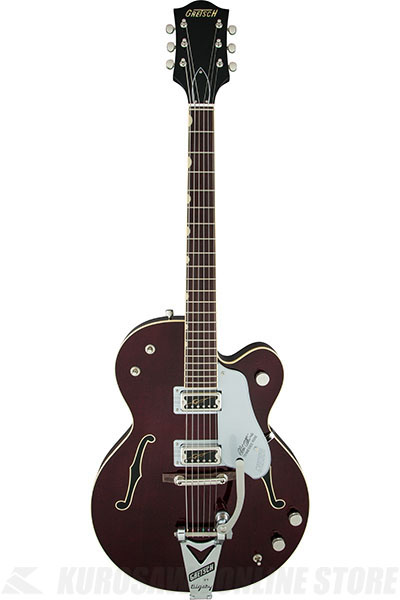 Gretsch G6119T-62 VS Vintage Select Edition '62 Tennessee Rose (Dark Cherry Stain)《エレキギター》【送料無料】