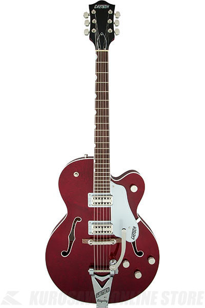 Gretsch G6119T Players Edition Tennessee Rose (Deep Cherry Stain)《エレキギター》【送料無料】