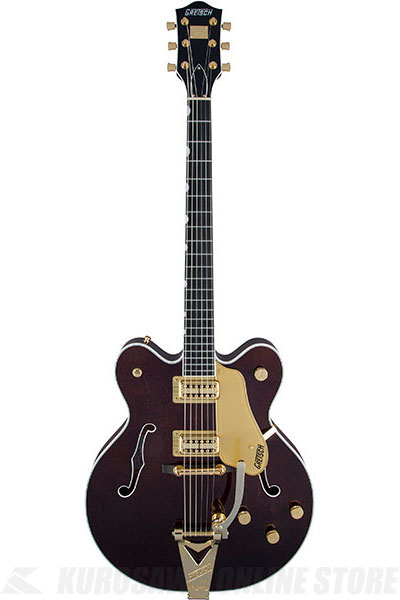 Gretsch G6122T Players Edition Country Gentleman (Walnut Stain)《エレキギター》【送料無料】