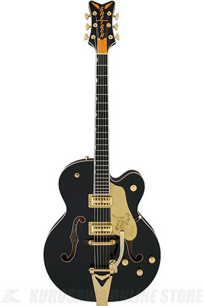 Gretsch G6136T-BLK Players Edition Falcon (Black)《エレキギター》【送料無料】