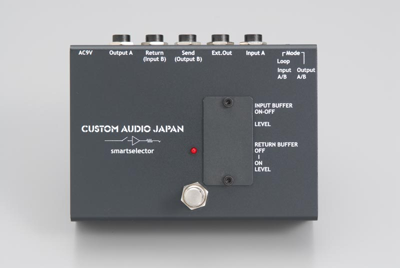 Custom Audio Japan smart selector 【smtb-u】