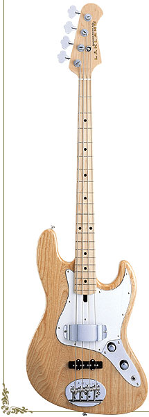 LAKLAND SL44-60 Maple【Joe Osbornモデル】 【smtb-u】