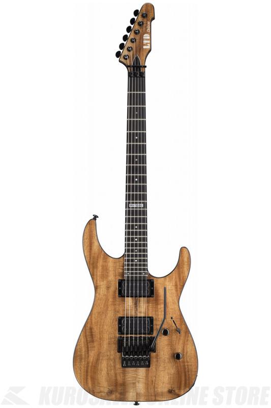 LTD Original Series M-1000 KOA (Natural Gloss) 《エレキギター》 【送料無料】【次回入荷分予約受付中】