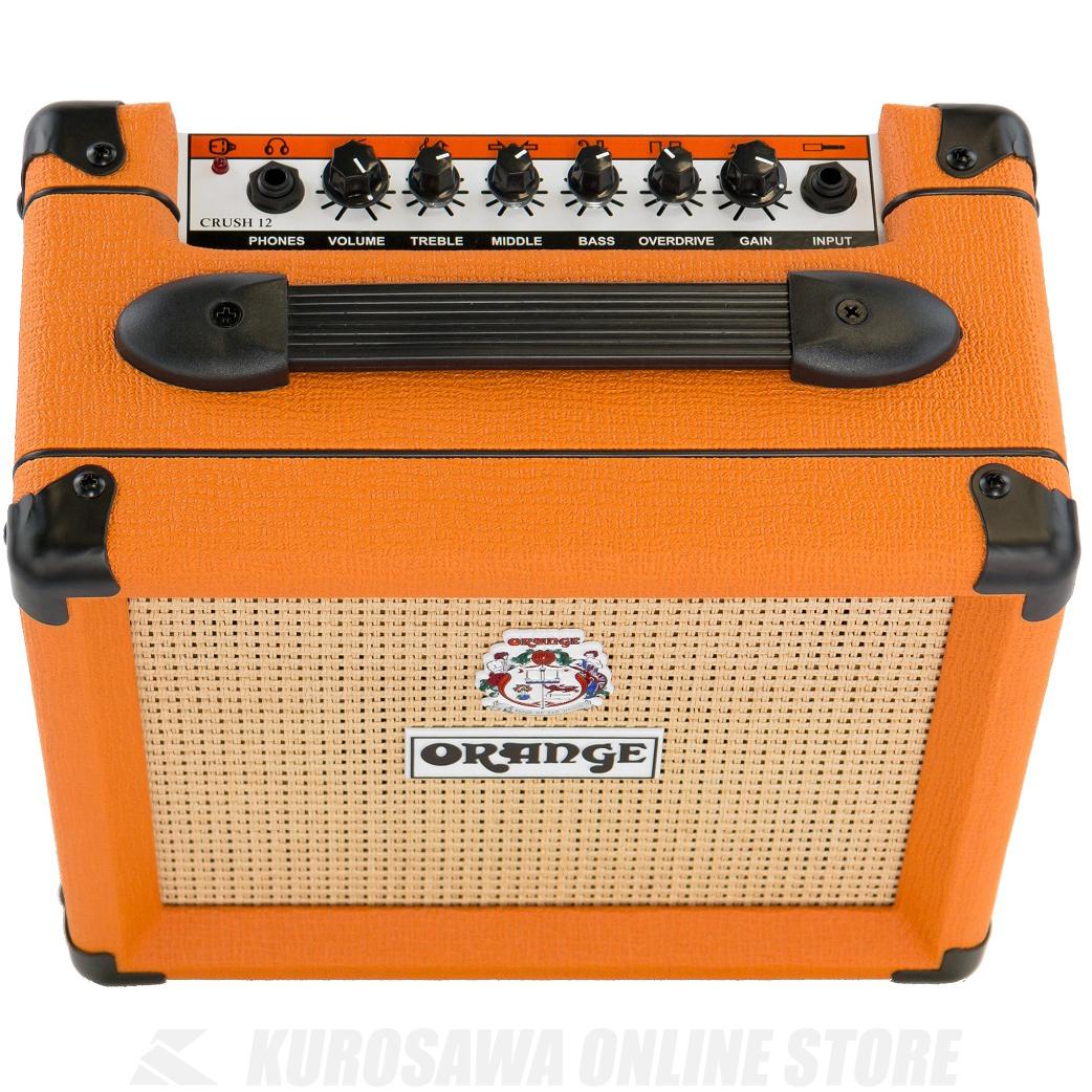 Orange Crush Series Crush 12 [Crush 12]《ギターアンプ/コンボアンプ》【送料無料】