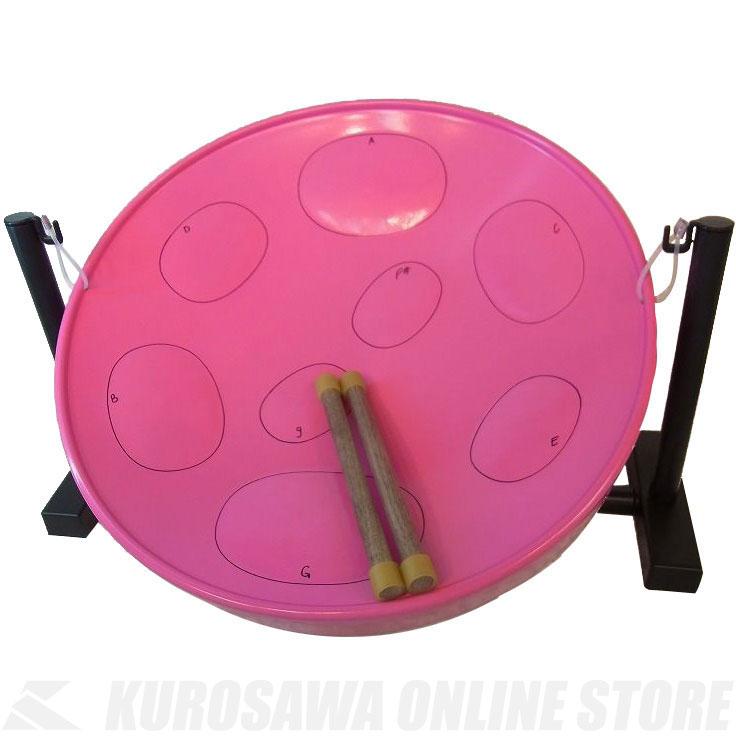 【スチールパン】《パンヤード》 Panyard Jumbie Jam テーブルキット (Pink) 《スティールパン》 【ご予約受付中】【送料無料】