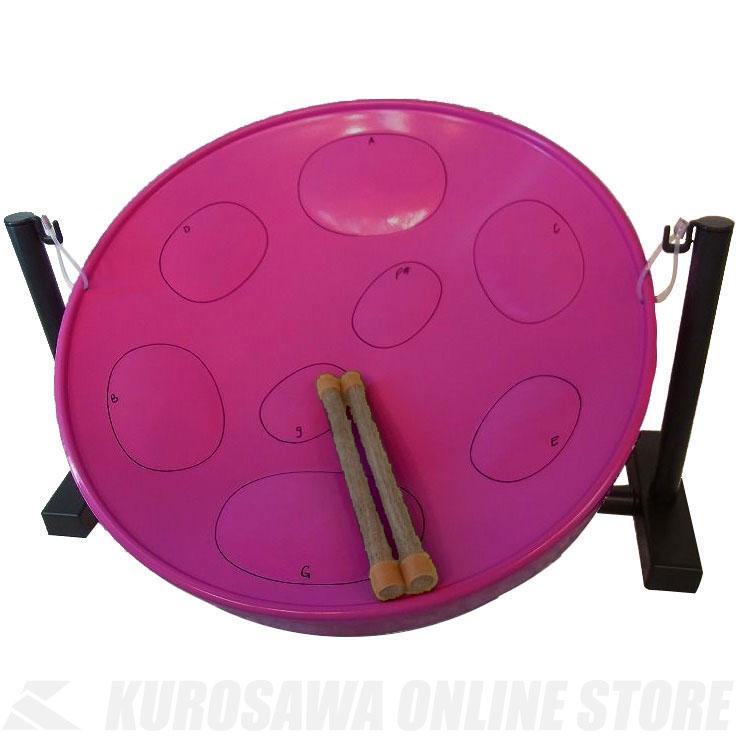 【スチールパン】《パンヤード》 Panyard Jumbie Jam テーブルキット (Purple) 《スティールパン》 【送料無料】