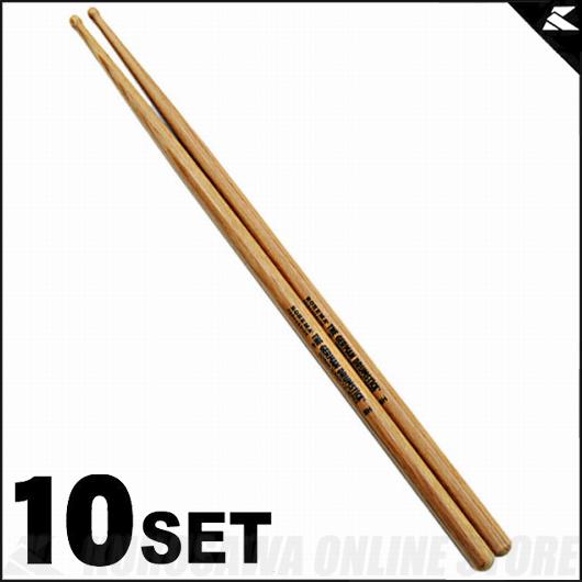 Rohema Percussion Hornwood Series 8H Hornwood [61339/3] 《ドラムスティック》【10セット】【送料無料】