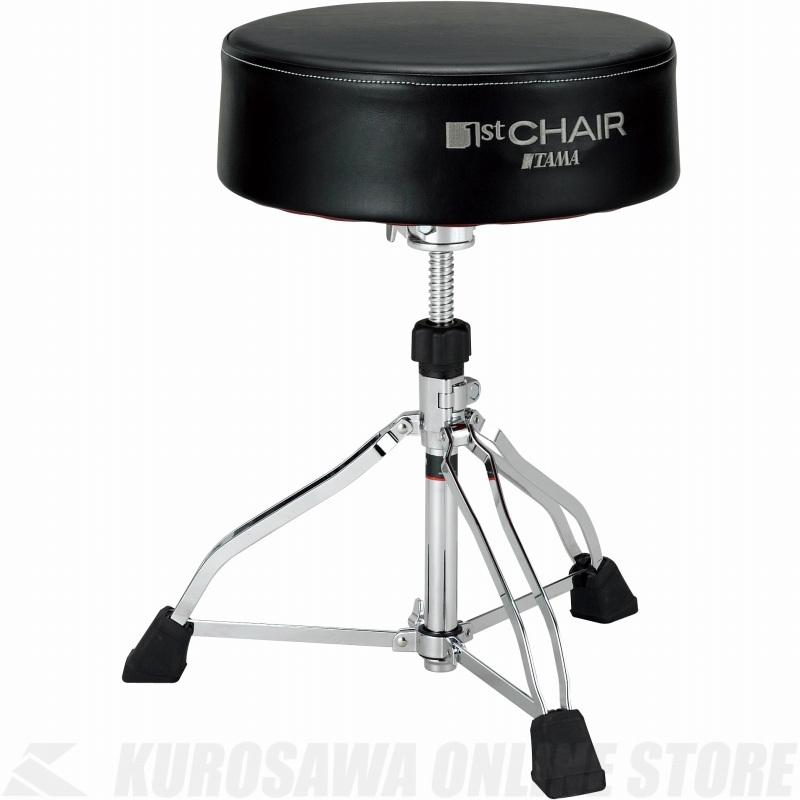 TAMA 1 ST Chair ラウンドライダーXL 3脚スローン [HT830B]《ドラムスローン》【送料無料】