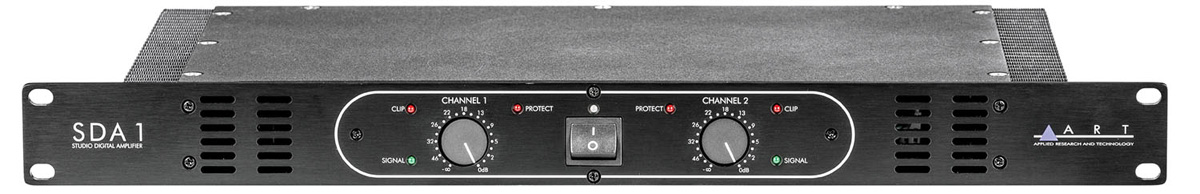 ART SDA-1 DigitalAmp 150w 《スタジオ・デジタル・パワーアンプ、200W》 【送料無料】