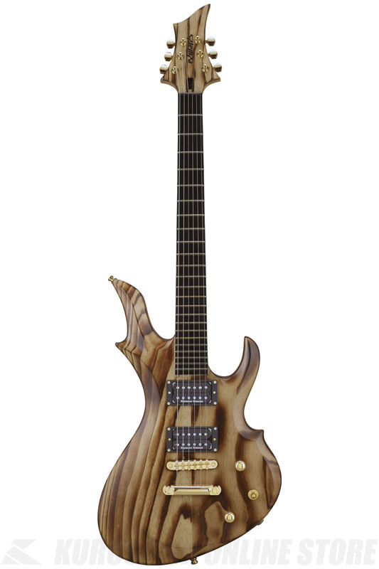 【エレキギター】《エドワーズ》 EDWARDS Artist Series NIGHTMARE 柩 Model E-HOMR-II ( Burner ) 《エレキギター》【送料無料】【ご予約受付中】