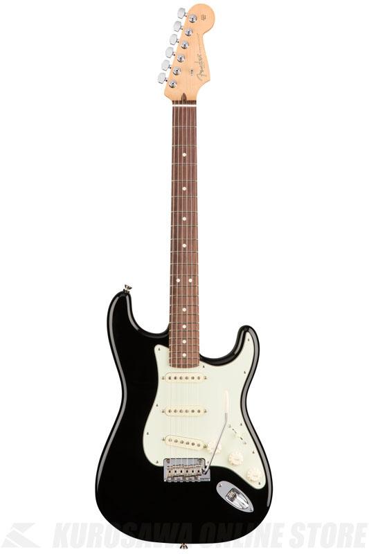 Fender American Professional Stratocaster, Rosewood Fingerboard, Black《エレキギター/ストラトキャスター》 【送料無料】