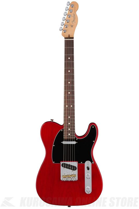 Fender American Professional Telecaster, Rosewood Fingerboard, Crimson Red Transparent《エレキギター/テレキャスター》 【送料無料】