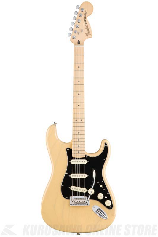 Fender Deluxe Stratocaster, Maple Fingerboard, Vintage Blonde[0147102307]《エレキギター/ストラトキャスター》 【送料無料】