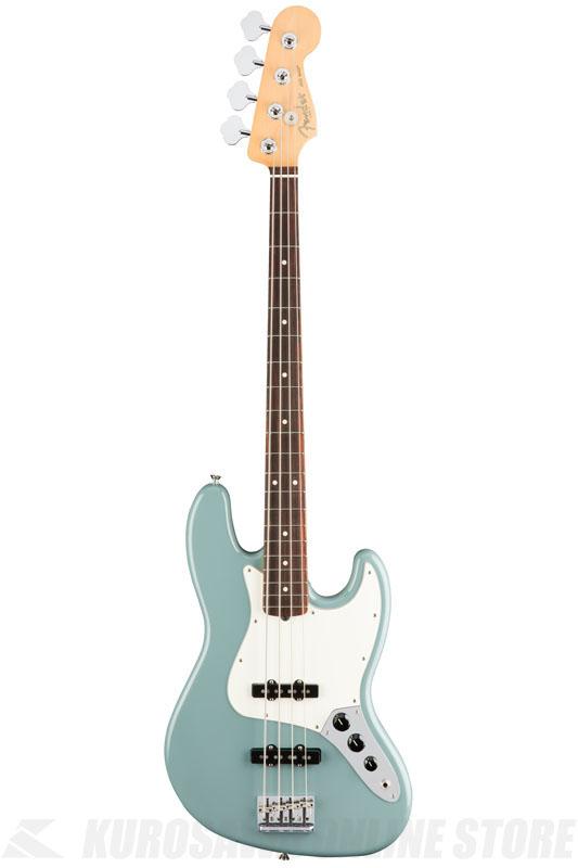 Fender American Professional Jazz Bass, Rosewood Fingerboard, Sonic Gray《ベース/ジャズベース》【送料無料】