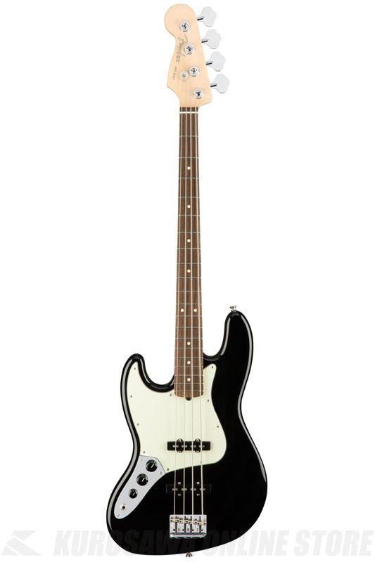 Fender American Professional Jazz Bass Left-Hand, Rosewood Fingerboard, Black《ベース/ジャズベース》【送料無料】