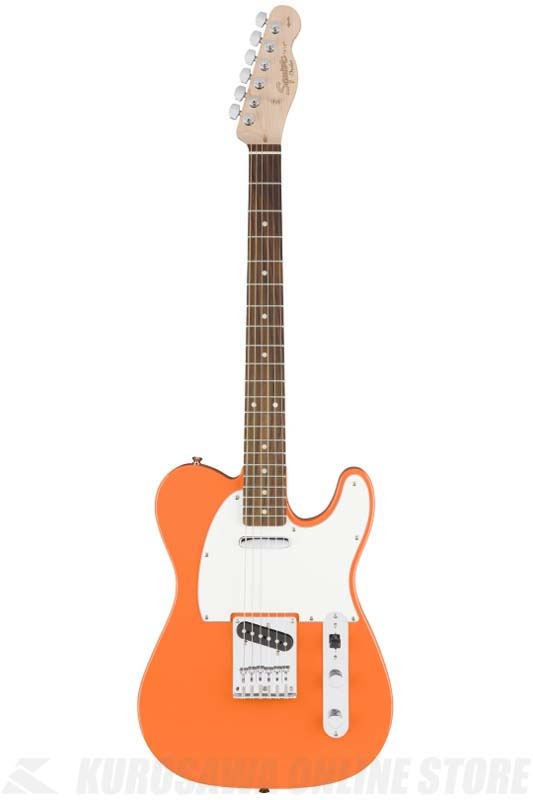 Squier Affinity Series Telecaster, Rosewood Fingerboard, Competition Orange[0310200596]《エレキギター/テレキャスター》 【送料無料】