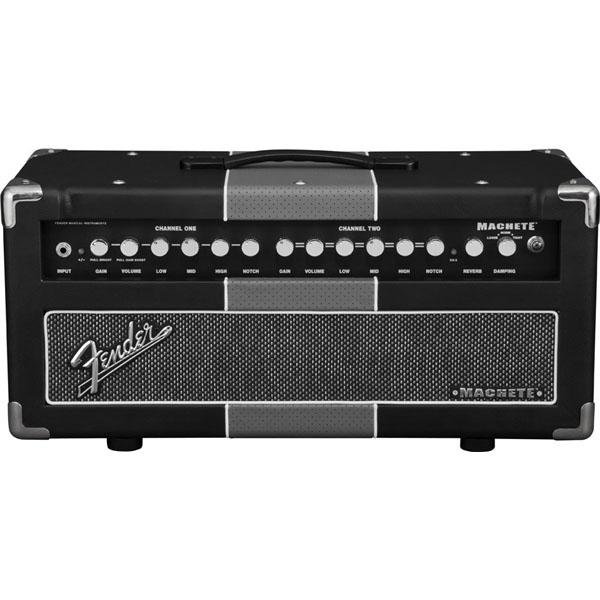 【祝開店!大放出セール開催中】 Fender Machete 50 Head, 100V JP [2164007000]《ギターアンプ/ヘッドアンプ》【送料無料】, オールドギア 190aa10b