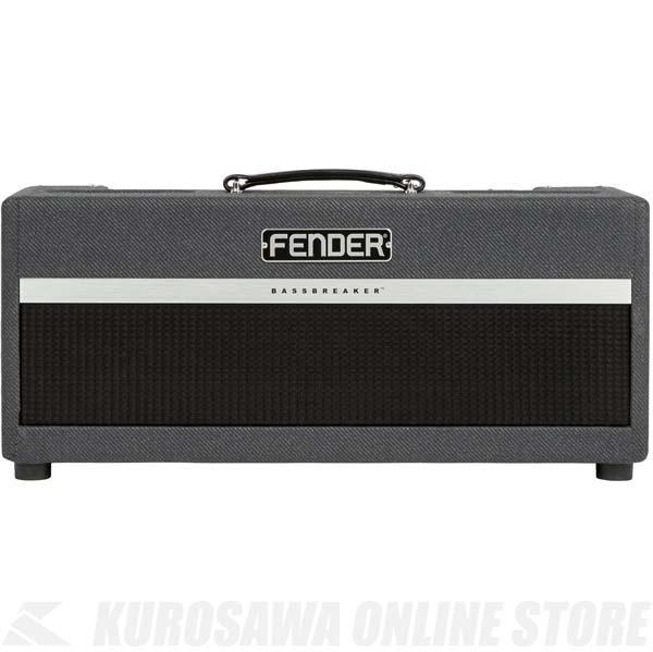 Fender Bassbreaker 45 Head, 100V JPN 《ギターアンプ/ヘッドアンプ》【送料無料】【Fenderピック3枚プレゼント】