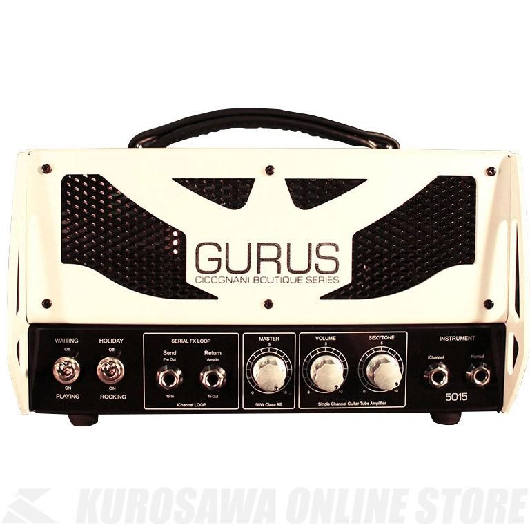 Gurus Amp 5015 《ギターアンプ/ヘッドアンプ》【送料無料】