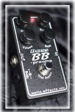 Xotic Bass BB Preamp 【smtb-u】