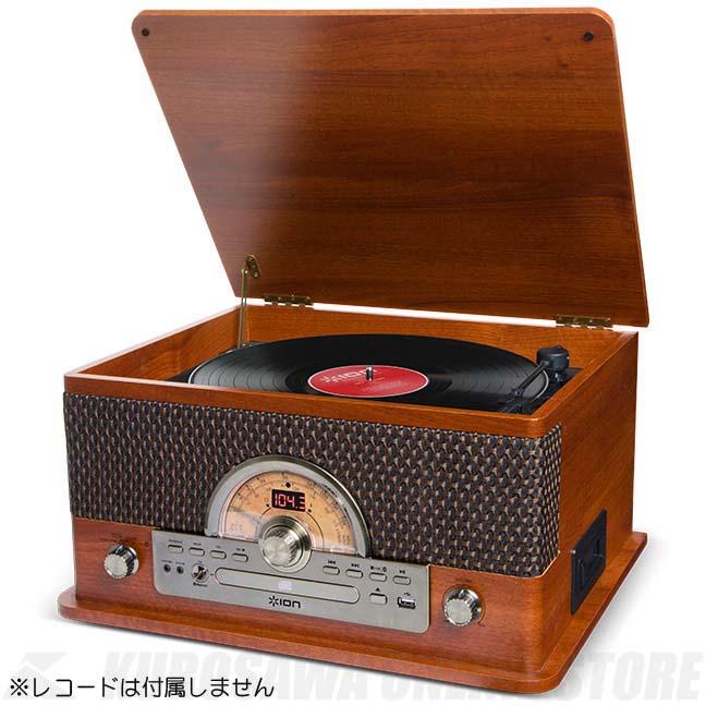 ION AUDIO Superior LP (オールインワンミュージックプレーヤー)(送料無料)(マンスリープレゼント) (ご予約受付中)