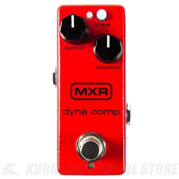 MXR M291 Dyna Comp Mini Compressor 《エフェクター/コンプレッサー》【送料無料】