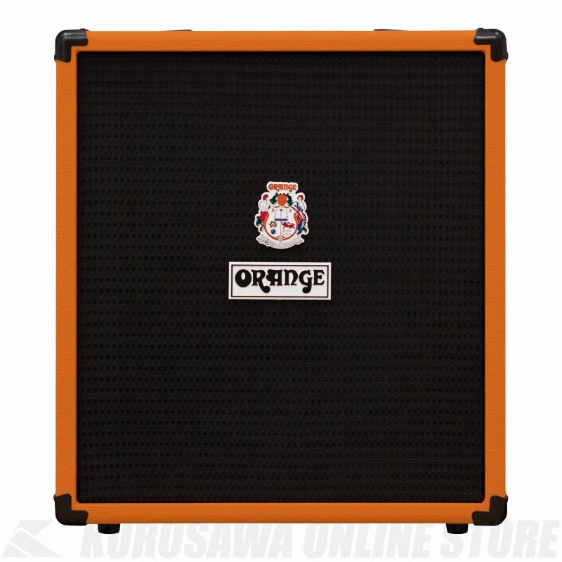 Orange Crush Pix 50 Watt Bass Amp Combo, 50 Watts Solid State [CRUSH 50B] (Orange) 《ベースアンプ/コンボアンプ》 (ご予約受付中)【送料無料】