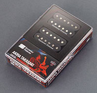 Seymour Duncan THUNDER IN THE EAST LOUDNESS 高崎晃 (Black)《エレキギター用ピックアップ/ハムバッカータイプ》