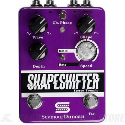 Tremolo-《エフェクター/トレモロ》【送料無料】(ご予約受付中) Duncan -Stereo Shifter Seymour Shape