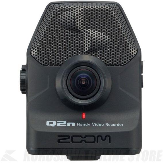 ZOOM Handy Video Recorder Q2n 《ハンディレコーダー》【送料無料】