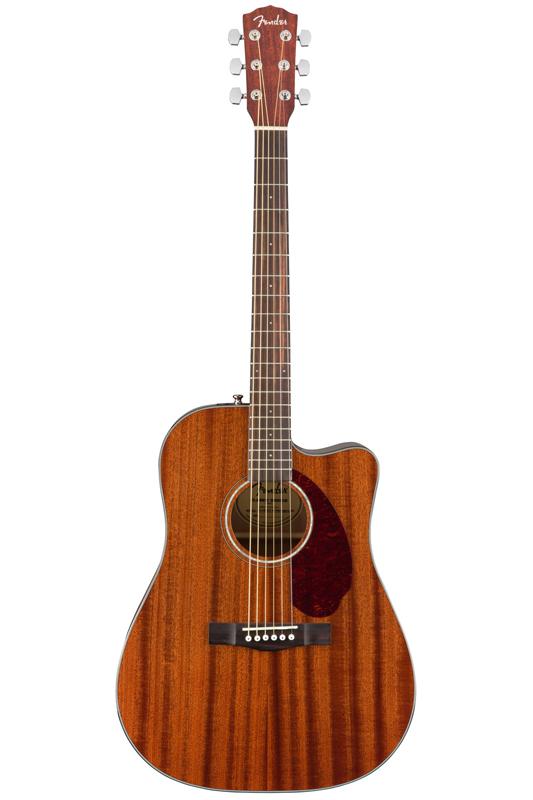 Fender CD-140SCE All-Mahogany (Rosewood Fingerboard) 《アコースティックギター/エレアコ》【送料無料】