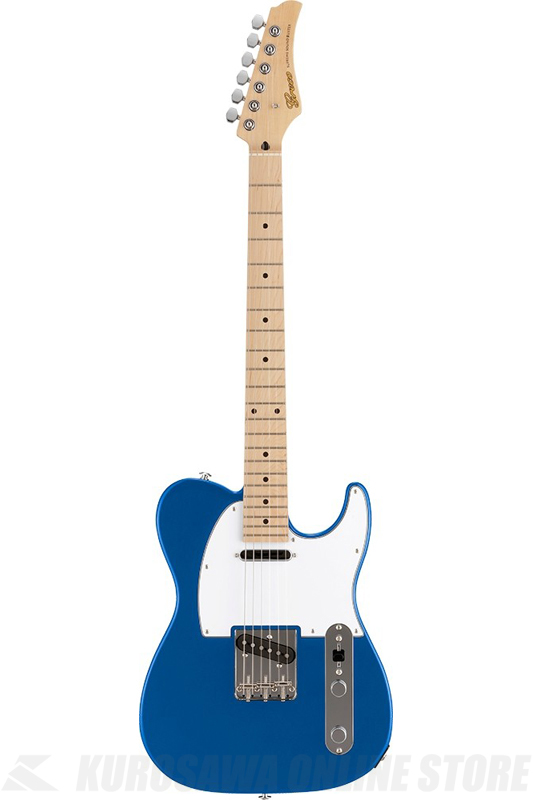Greco WST-STD (Blue / Maple Fingerboard) 《エレキギター》【日本製】【送料無料】