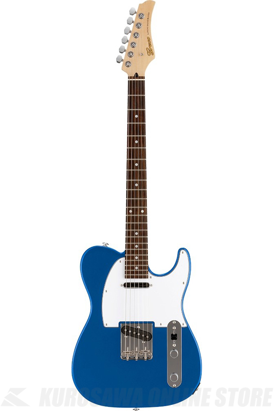 Greco WST-STD (Blue / Rosewood Fingerboard) 《エレキギター》【日本製】【送料無料】