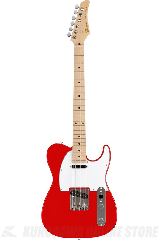 Greco WST-STD (Red / Maple Fingerboard) 《エレキギター》【日本製】【送料無料】
