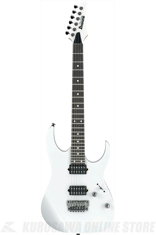 Ibanez RG Prestige Series RG652FX-WH (White) (エレキギター)(送料無料)(マンスリープレゼント)(ご予約受付中)