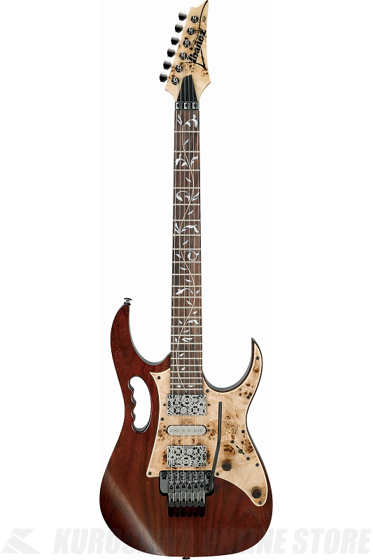 Ibanez JEM77WDP-CNL(Charcoal Brown Low Gloss ) (Steve Vai)(エレキギター) (送料無料)(マンスリープレゼント)