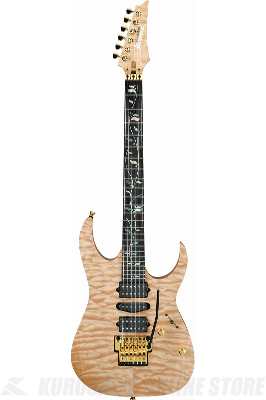 Ibanez RG30JCLTD-NTF(Natural Flat) 《エレキギター》【限定モデル】 【送料無料】