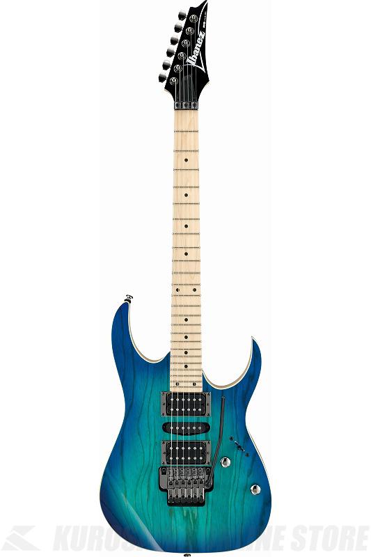 Ibanez RG370AHMZ-BMT(Blue Moon Burst) (エレキギター) (送料無料)(マンスリープレゼント)