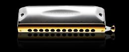 【革ケース付属】鈴木楽器 スズキハーモニカ SUZUKI Fabulous ファビュラス F-48S 12穴クロマチック・ハーモニカ(ご予約受付中)